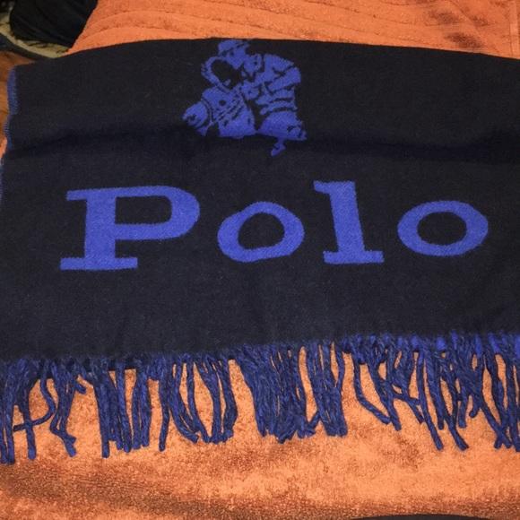 Men's Polo Scarf
